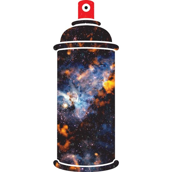 Spray Paint - Cosmic