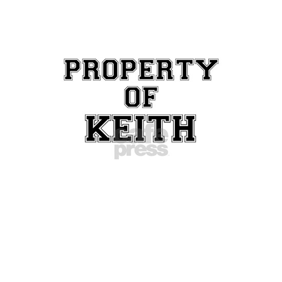 Property of KEITH