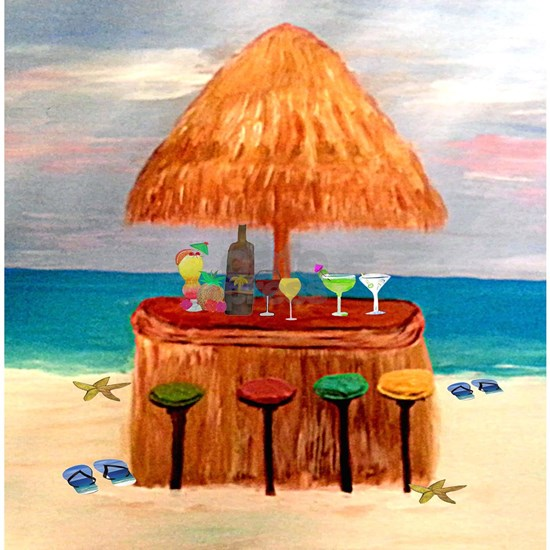 Beach Tiki Bar
