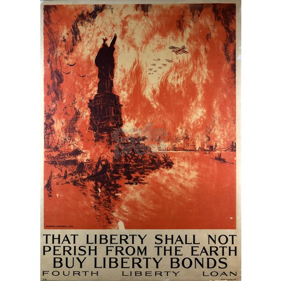 That Liberty Shall Not Perish From This Earth - Jo