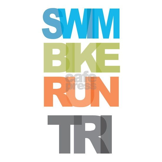 SWIM BIKE RUN TRI