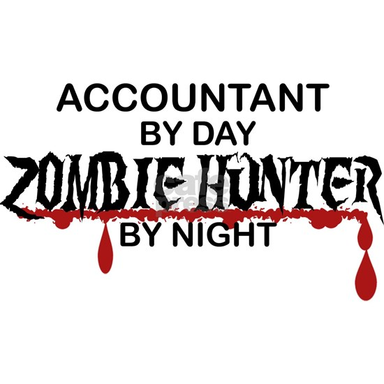 Accountant Zombie Hunt