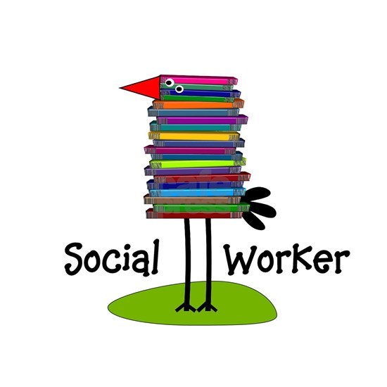 Social Worker Bird Books