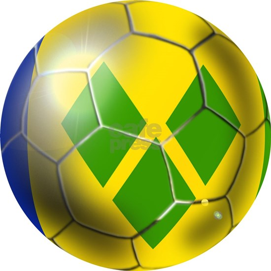 Saint Vincent Soccer Ball