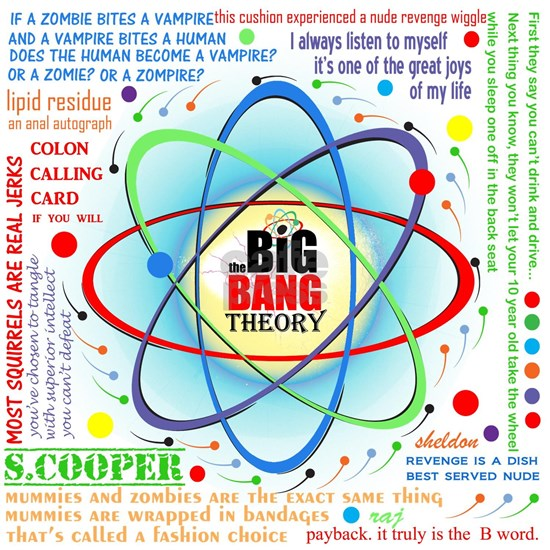 Big Bang Theory New Quotes Collection