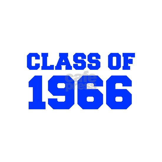 CLASS OF 1966-Fre blue 300