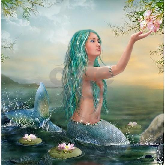 Marine Mermaid