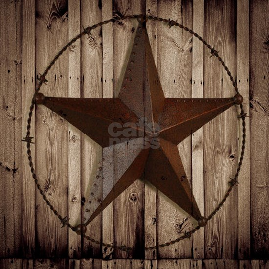 western texas star wood grain barn wood