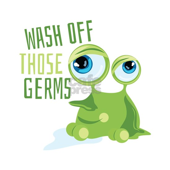 Wash Off Germs