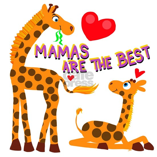 Mother's Day Giraffe