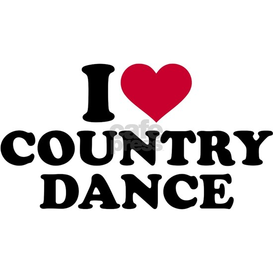 I love country dance
