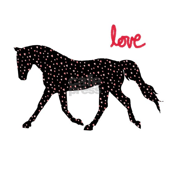 Horse with Hearts
