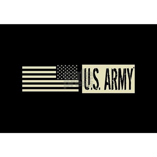 U.S. Army: U.S. Army (Black Flag)