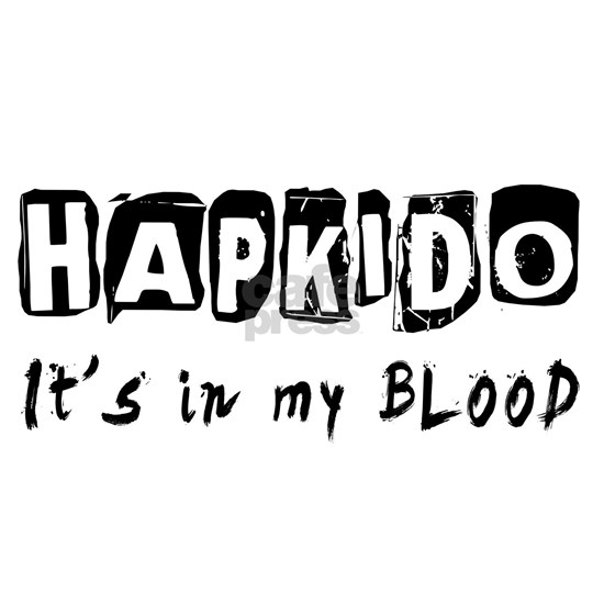 Hapkido Its in my blood