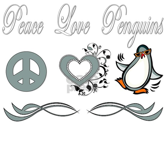 Peace Love Penguins