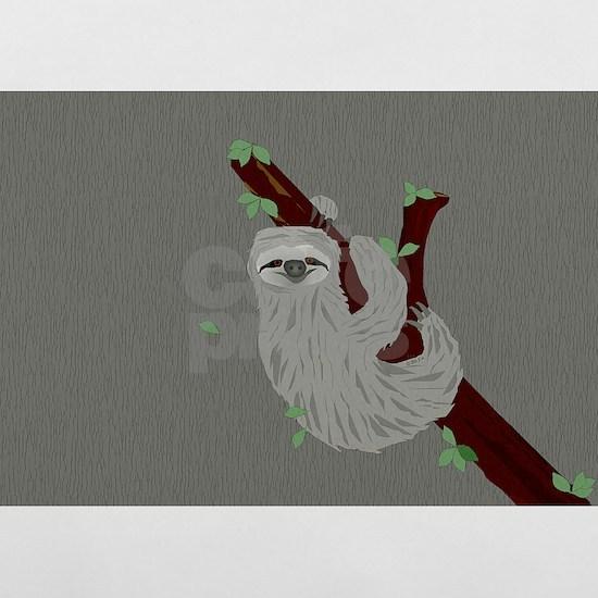 Sloth Pillowcase