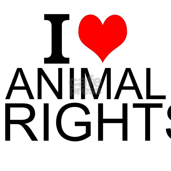 I Love Animal Rights