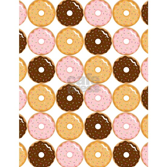 Frosted Donut Pattern