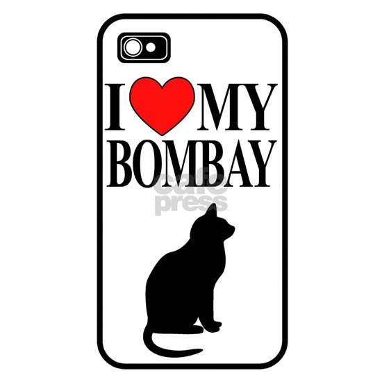 I Love My Bombay Cat