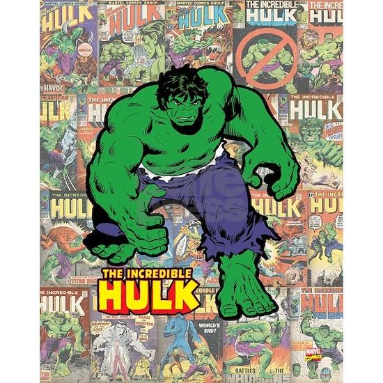 Hulk Classic Duvet Twin