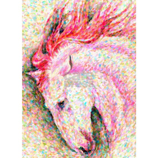 Andalusian Horse Impressionist