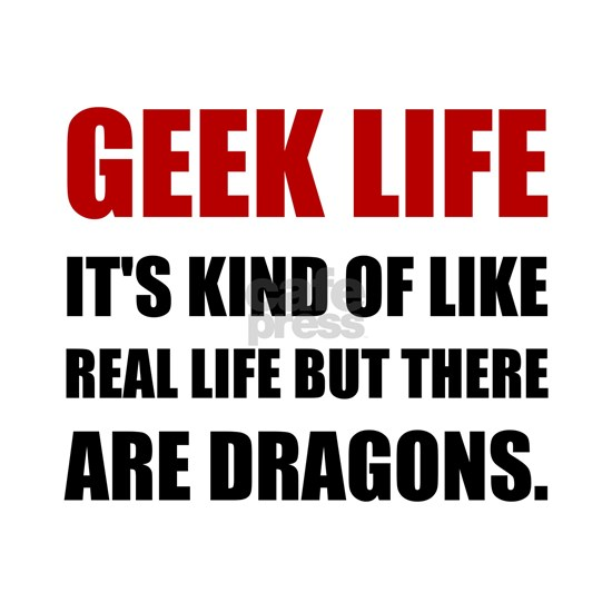 Geek Life Dragons