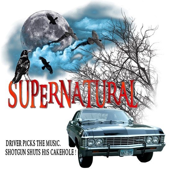 SUPERNATURAL 1967 chevrolet impala Driver Picks t