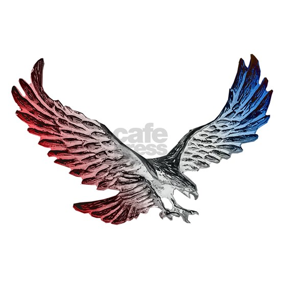 Red White and Blue Eagle 2