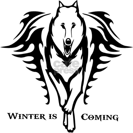 Wolf Winter is Coming