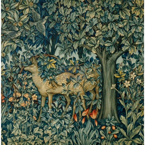 William Morris Greenery