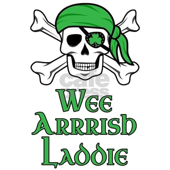 Irish Pirate - Wee Arrrish Laddie