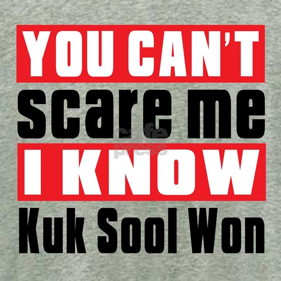 I Know Kuk Sool Won