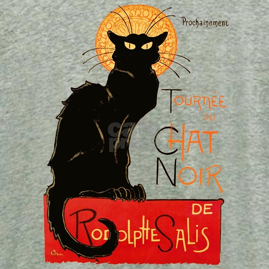 Tournee du Chat Steinlen Black Cat