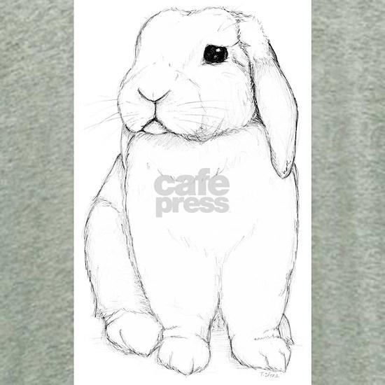 Lop Rabbit Illustration