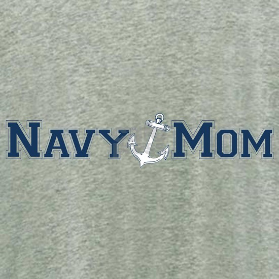 Navy Mom (with anchor)