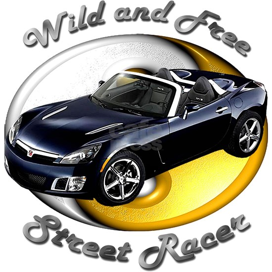 Saturn Sky Wild And Free