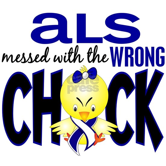 - ALS Messed With Wrong Chick