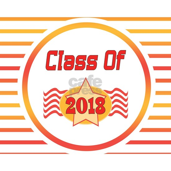 Class of 2018 Star Pattern