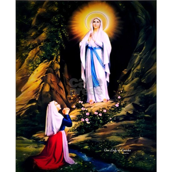 Our Lady of Lourdes 1858