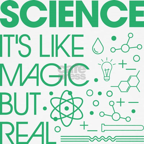 Science - Like Magic But Real