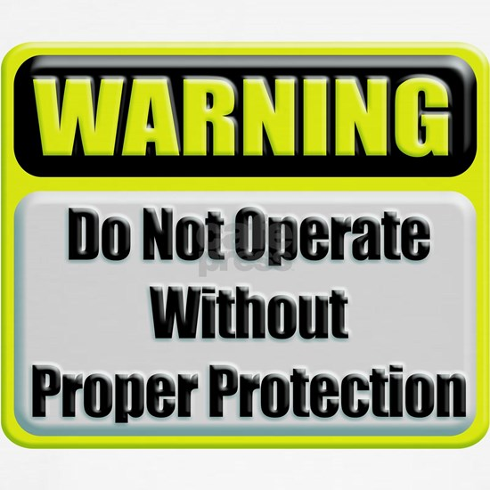 Do Not Operate Warning