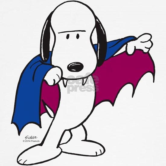 Snoopy Dracula