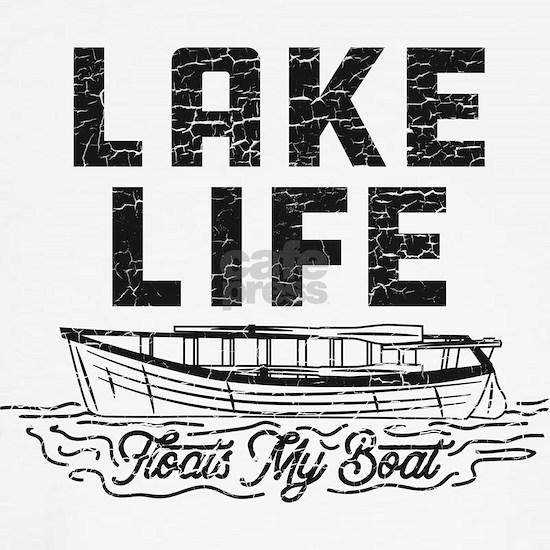 Lake Life Floats My Boat