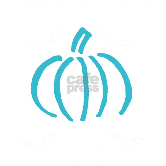 Teal Pumpkin I Prefer My Pumpkins Teal Food Allerg