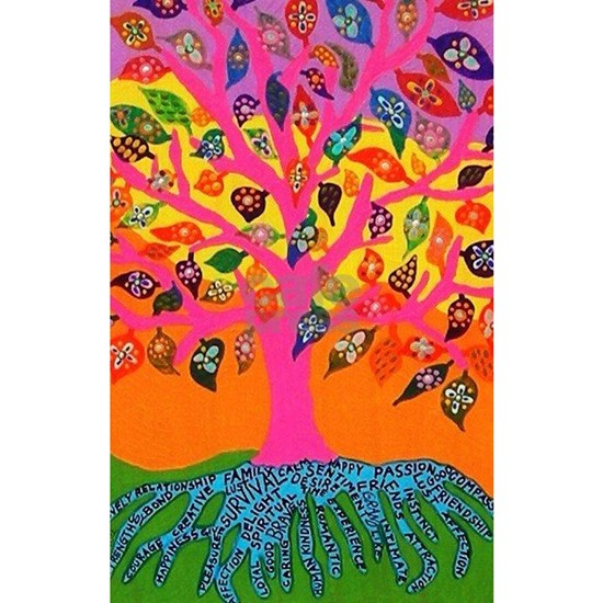 Jewish Tree of Life - Knowledge - Jennifer Fayth