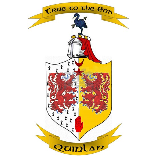 Quinlan Coat of Arms