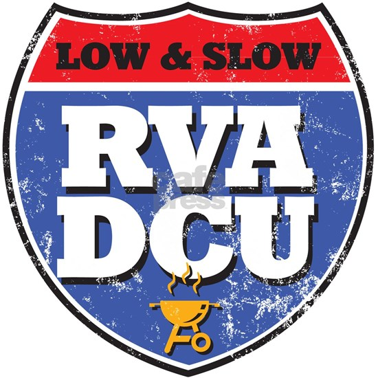 RVA DCU Low and Slow Color Distressed
