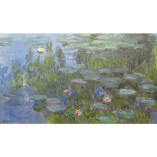 Claude Monet's Nympheas