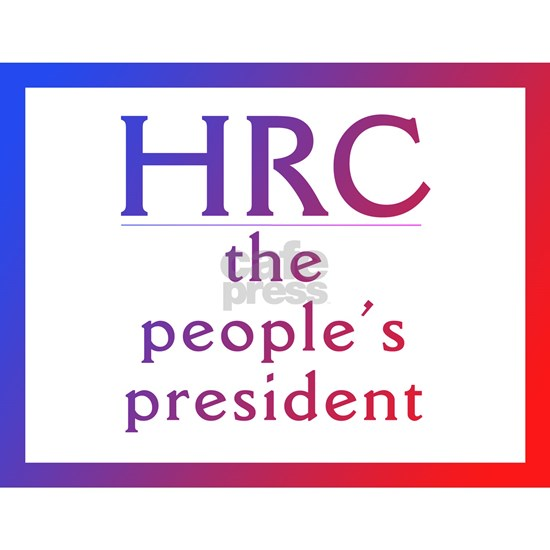 HRC --The People's President