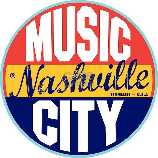 Nashville Vintage Label W